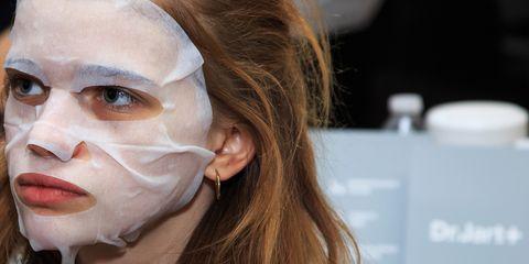 Anna Webber face mask