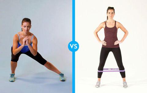 Shoulder, Leg, Strength training, Human leg, Arm, Thigh, Standing, Joint, Abdomen, Knee,
