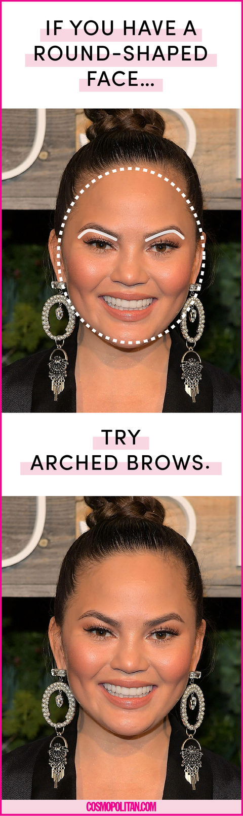 Different Eyebrow Shapes For Your Face How To Shape Your Brows For