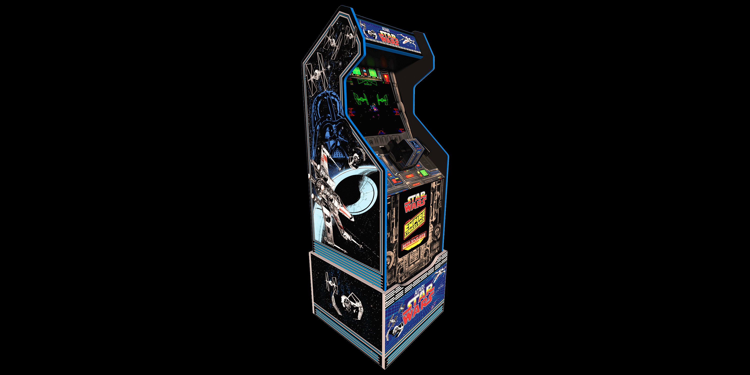This New 'Star Wars' Arcade Machine Is Available to Pre-Order