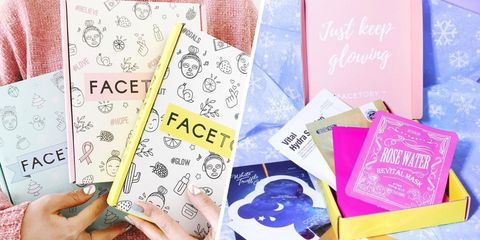 A Subscription Box for Sheet Masks Exists and Holy Hell, It's Amazing