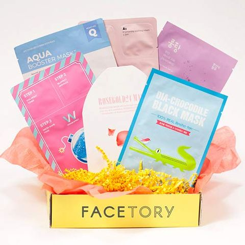 Facetory - Subscription Boxes for Women