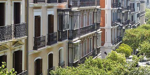 Apartahotel: 60 Balconies Urban Stay Recoletos