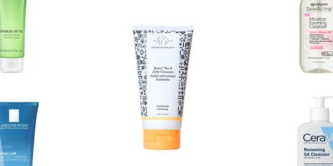 8 Best Face Washes Editor S Favorite Facial Cleanser And Face Wash