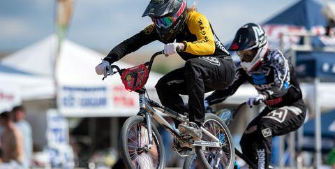 CYCLING: AUG 05 USA BMX Mile High Nationals