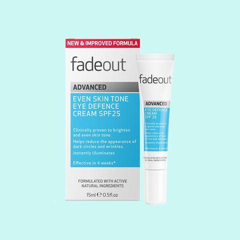 Fadeout Advanced Skin Tone Eye Defence Cream