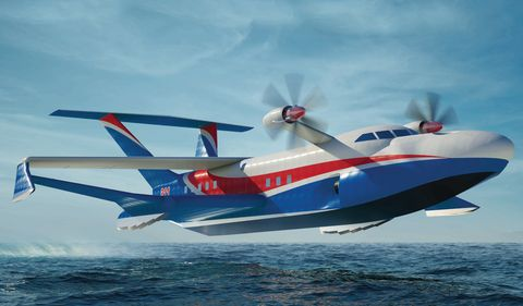 Vehicle, Airplane, Aircraft, Seaplane, Aviation, Flight, Propeller-driven aircraft, Flying boat, Water transportation, General aviation,