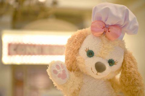 Stuffed toy, Toy, Pink, Plush, Teddy bear, Ear, Textile, Smile, Fawn,