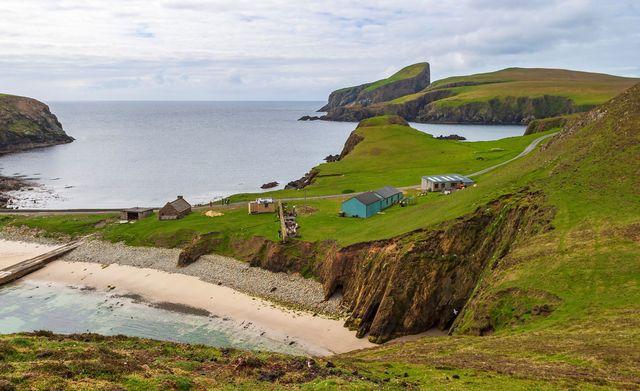 fair isle, scotland