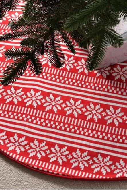Fairisle Tree Skirt