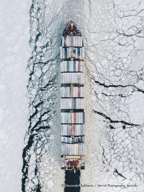 Alexander Sukharev, Fairway of the Gulf of Finland
