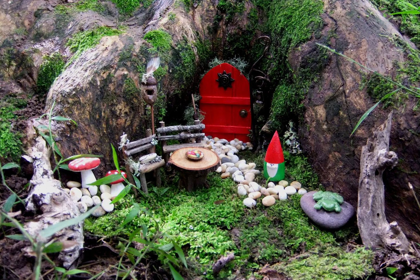 Charmant Diy Fairy Garden Ideas
