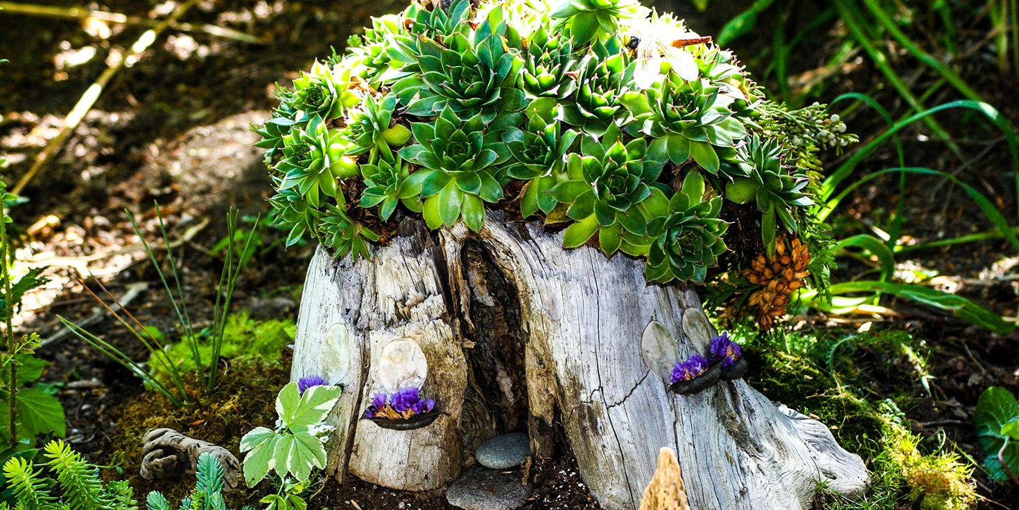 15 Enchanting DIY Fairy Garden Ideas for Your Backyard