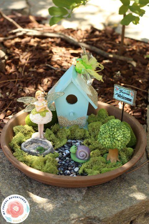 19 Diy Fairy Garden Ideas How To Make A Miniature Fairy Garden