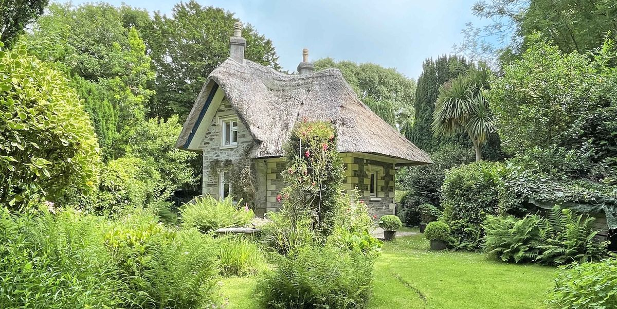 Step inside this magical fairy tale cottage in Cornwall we wish we lived in