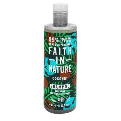 faith in nature natuurlijke shampoo voor droog haar