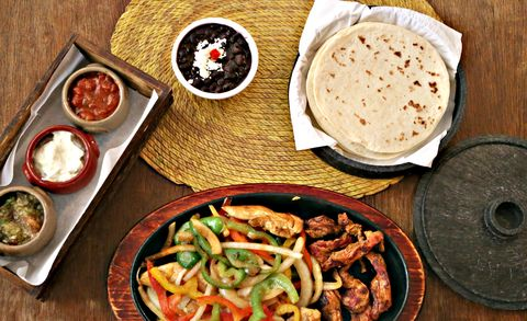 Cafe pacifico restaurant review