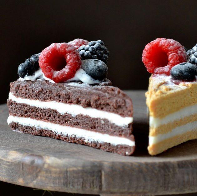 jabones de manos con forma de tarta