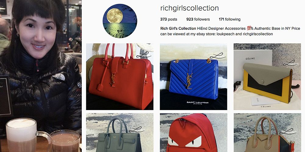 Owner Of A Rich Girls Collection Instagram Account Caught After