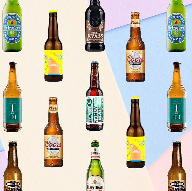 Best Non-Alcoholic Beers - Best NA Drinks When You're Not Drinking