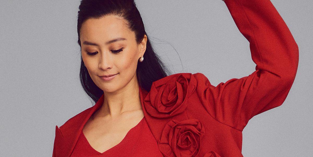 www.elle.com: Let Fala Chen Reintroduce Herself
