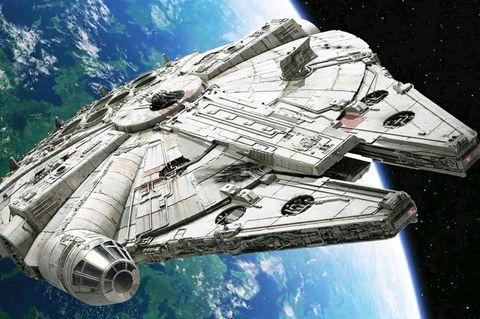 falcon star wars
