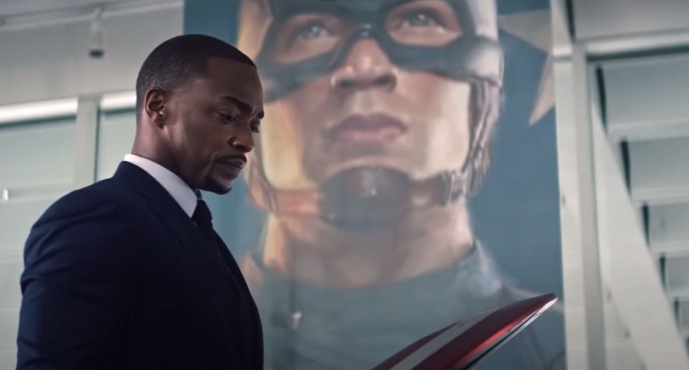 Every Easter Egg From Episode 1 of <em>The Falcon and the Winter Soldier</em>