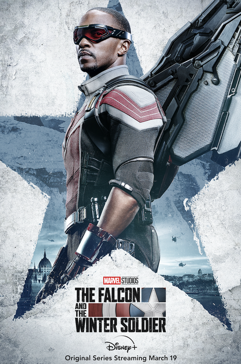 Marvel's Falcon and The Winter Soldier gets new character posters