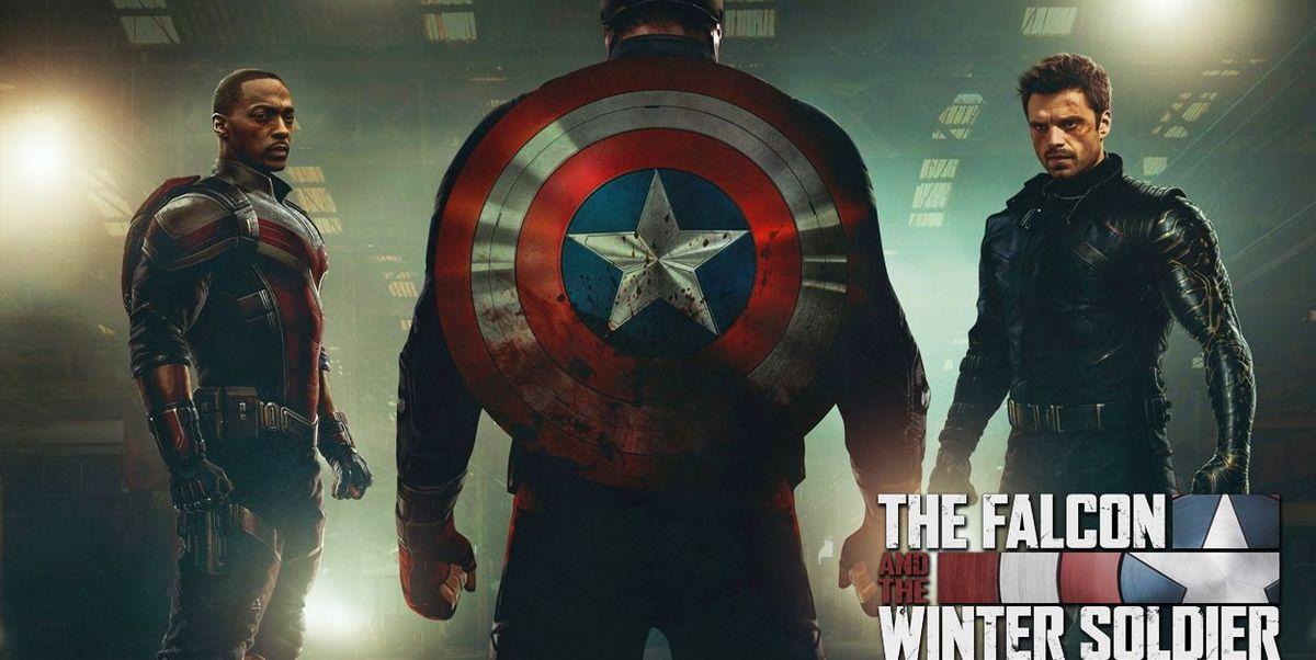 'Falcon y Soldado de invierno 5': El verdadero portador del escudo