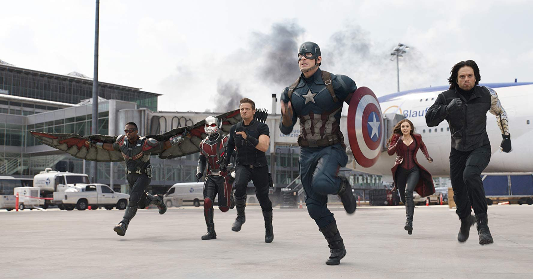 Why Captain America Gave His Shield to Falcon, Not Winter Soldier