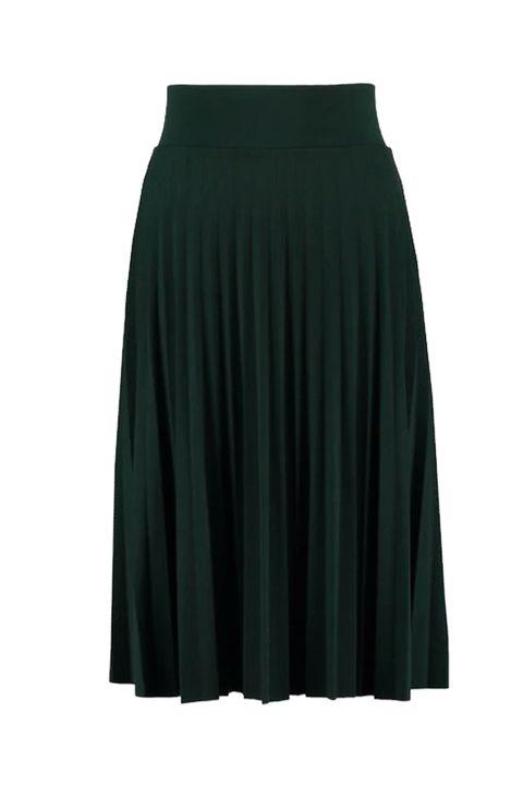 falda plisada zalando