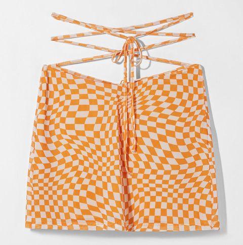 falda de bershka