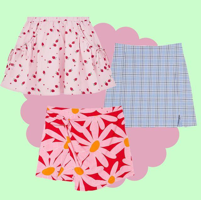 faldas de tendencia