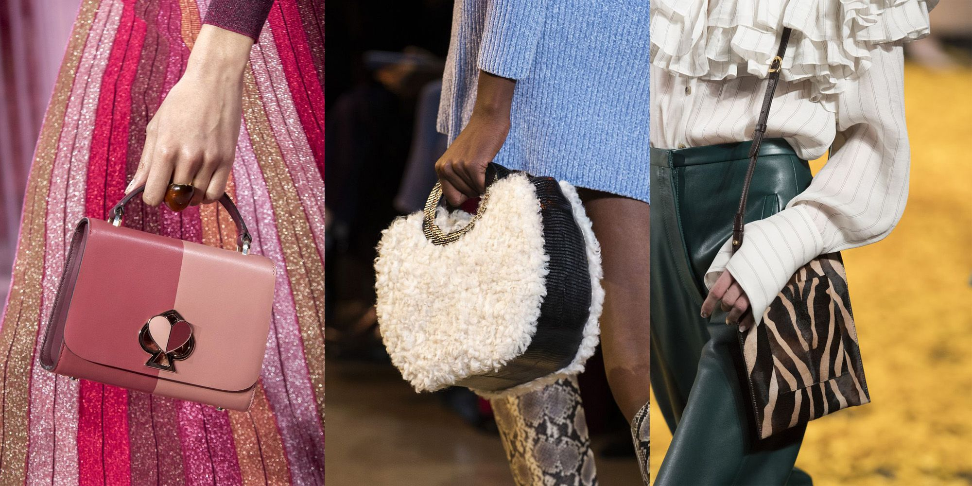 f5a2f713833d 10 Fall Bag Trends 2019 — Top Fall Accessory Runway Trends For Women