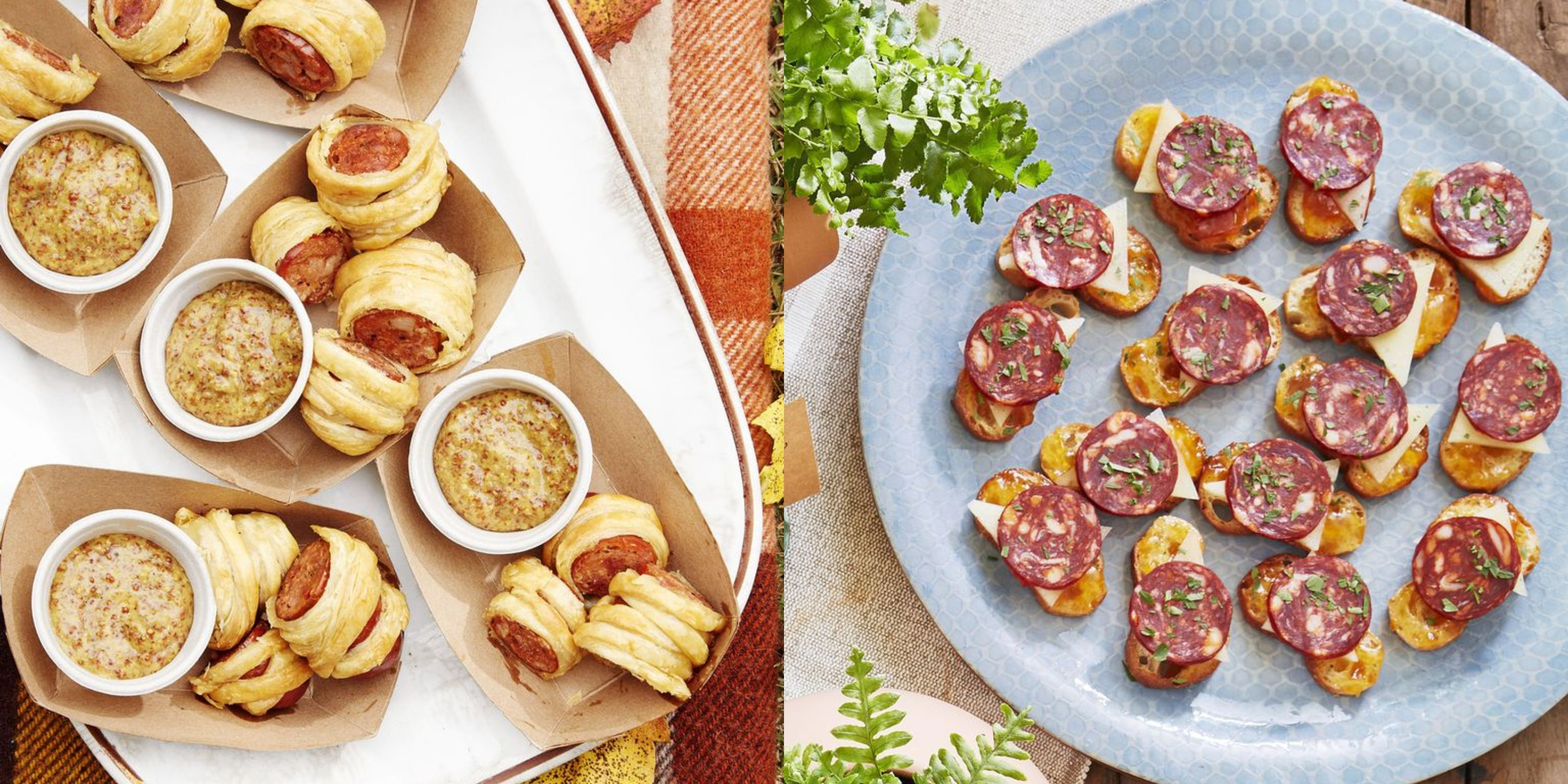 45 Fall Appetizers to Make for Any Occasion