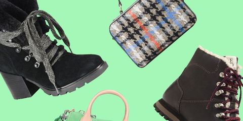 fall boots and bags
