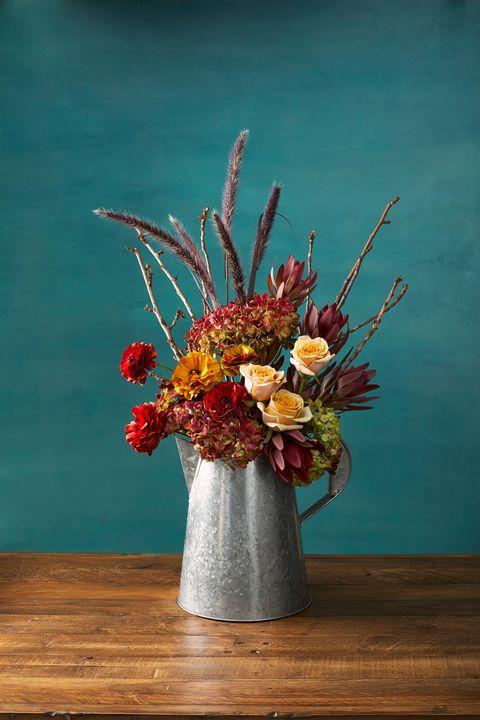 thanksgiving activities fall bouquet