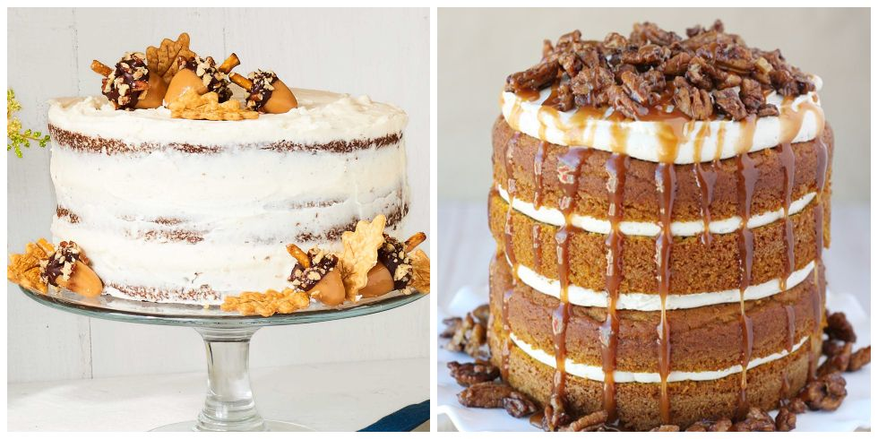 25 Best Fall Cake Recipes Autumn Cake Flavors