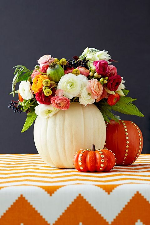 25 Gorgeous Fall Centerpieces Autumn Table Decorations