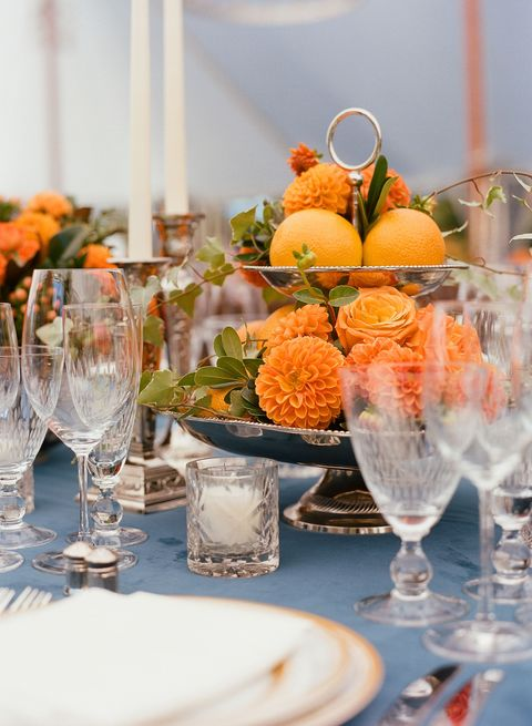 Easy fall centerpieces table decorations