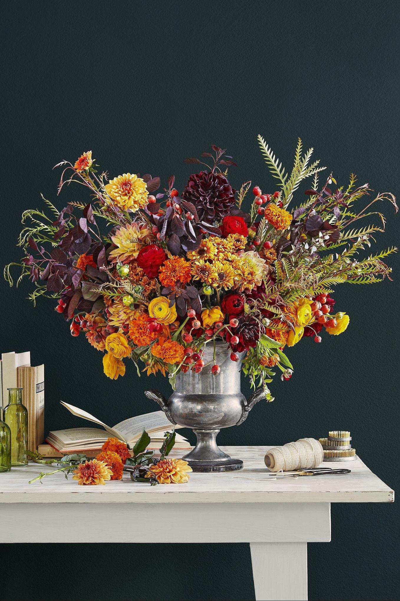 43 Fall Table Centerpieces Autumn Centerpiece Ideas
