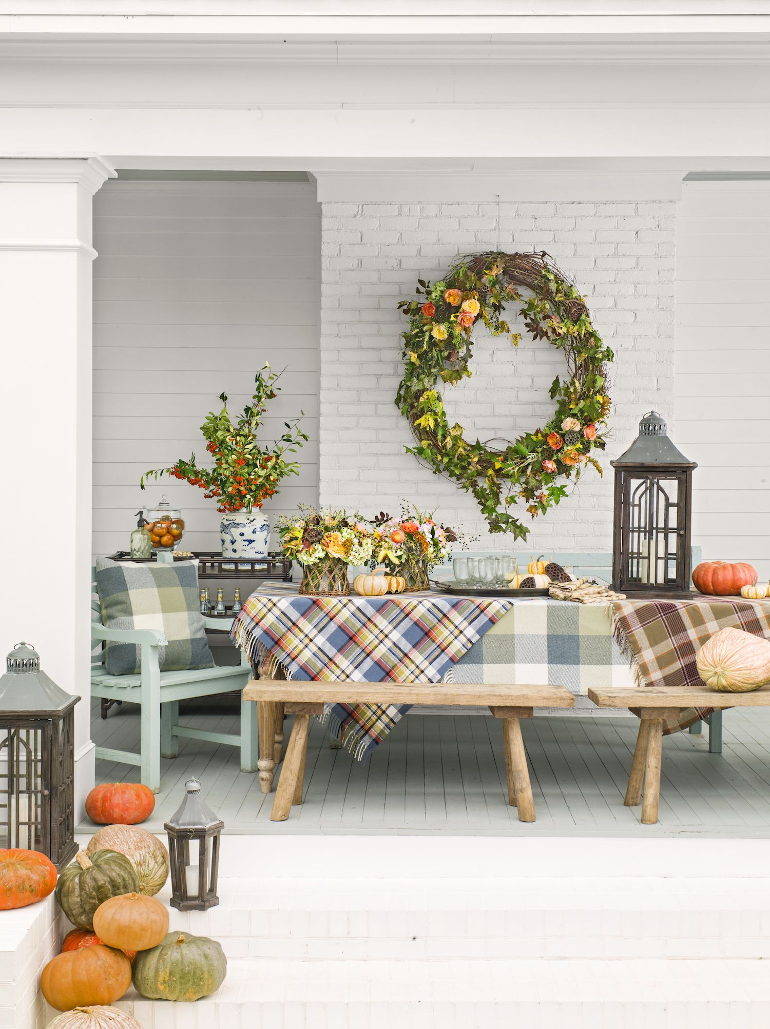 25 Gorgeous Fall Centerpieces Autumn Table Decorations