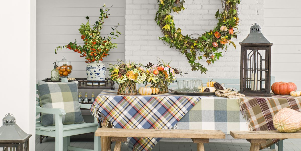 25+ Gorgeous Fall Centerpieces – Autumn Table Decorations