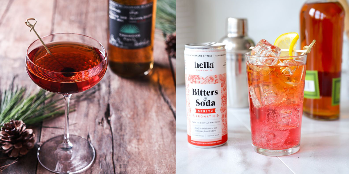 20 Best Fall Cocktails That Also Happen to Be Low in Calories