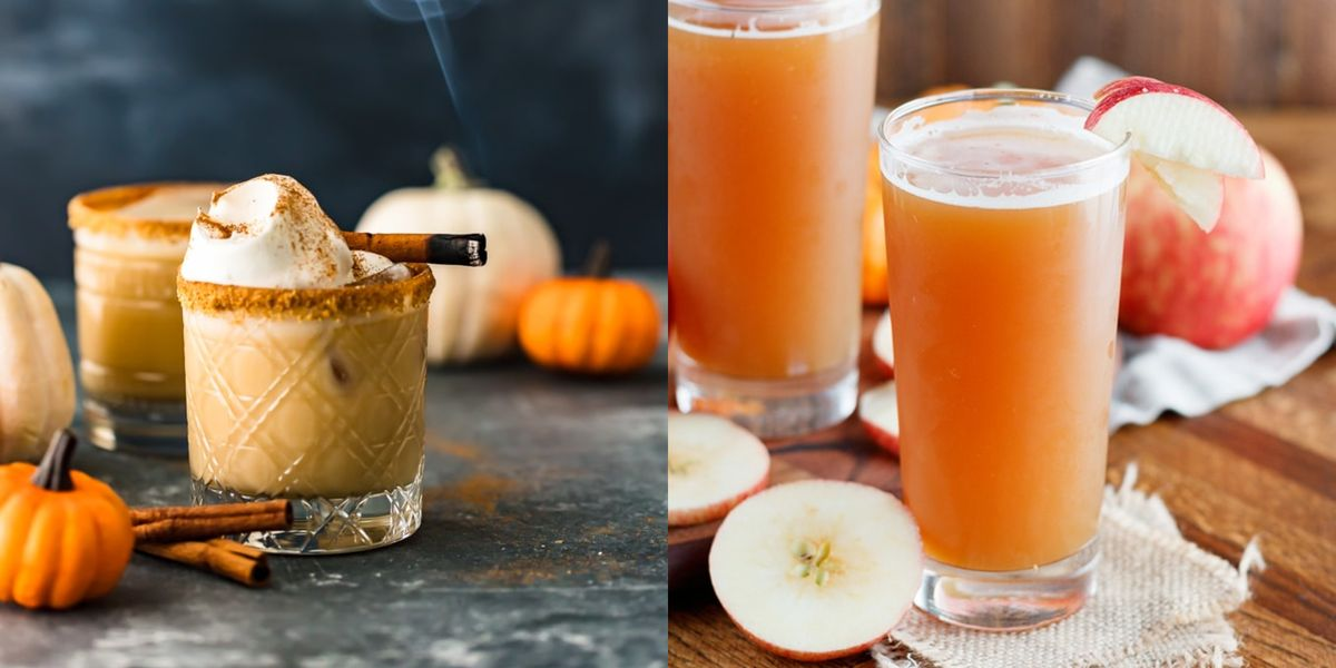 These Fall Cocktails Are Perfect for Crisp Autumn Days