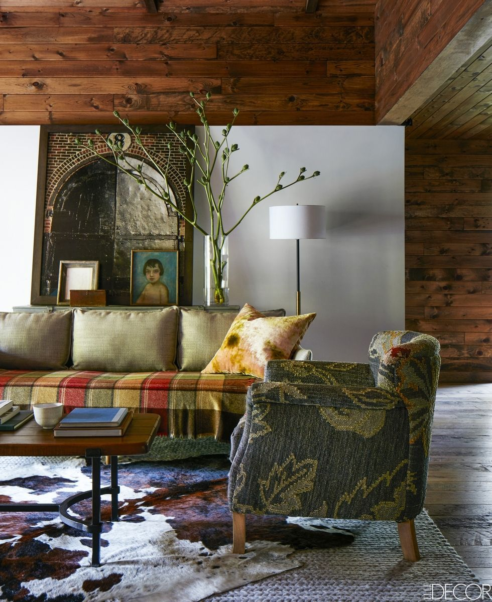 25 Fall Color Decorating - Rooms with Autumn Color Ideas For ...