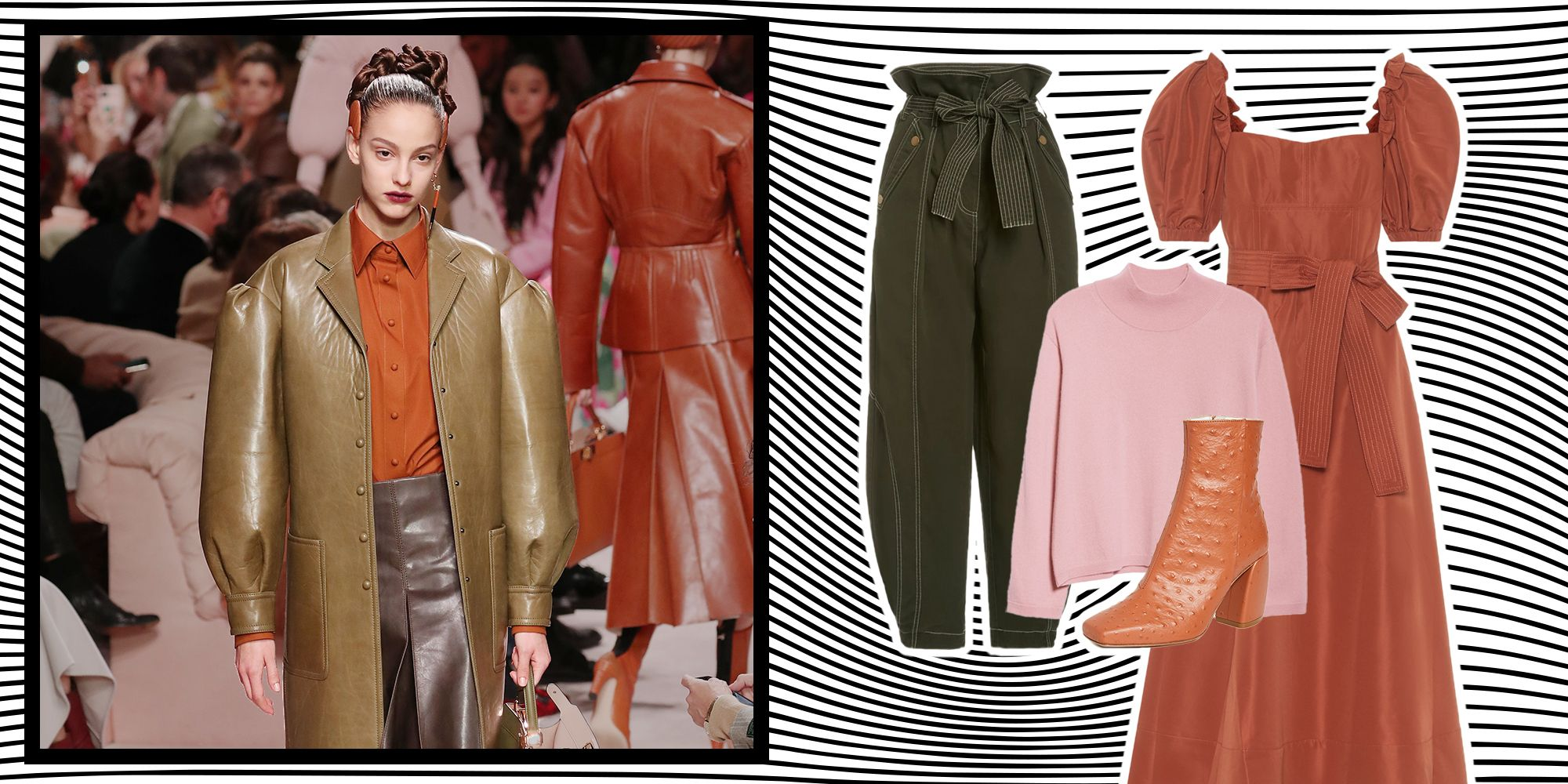 Fall Color Trends For 2020 Popular New Colors In Fall Fashion