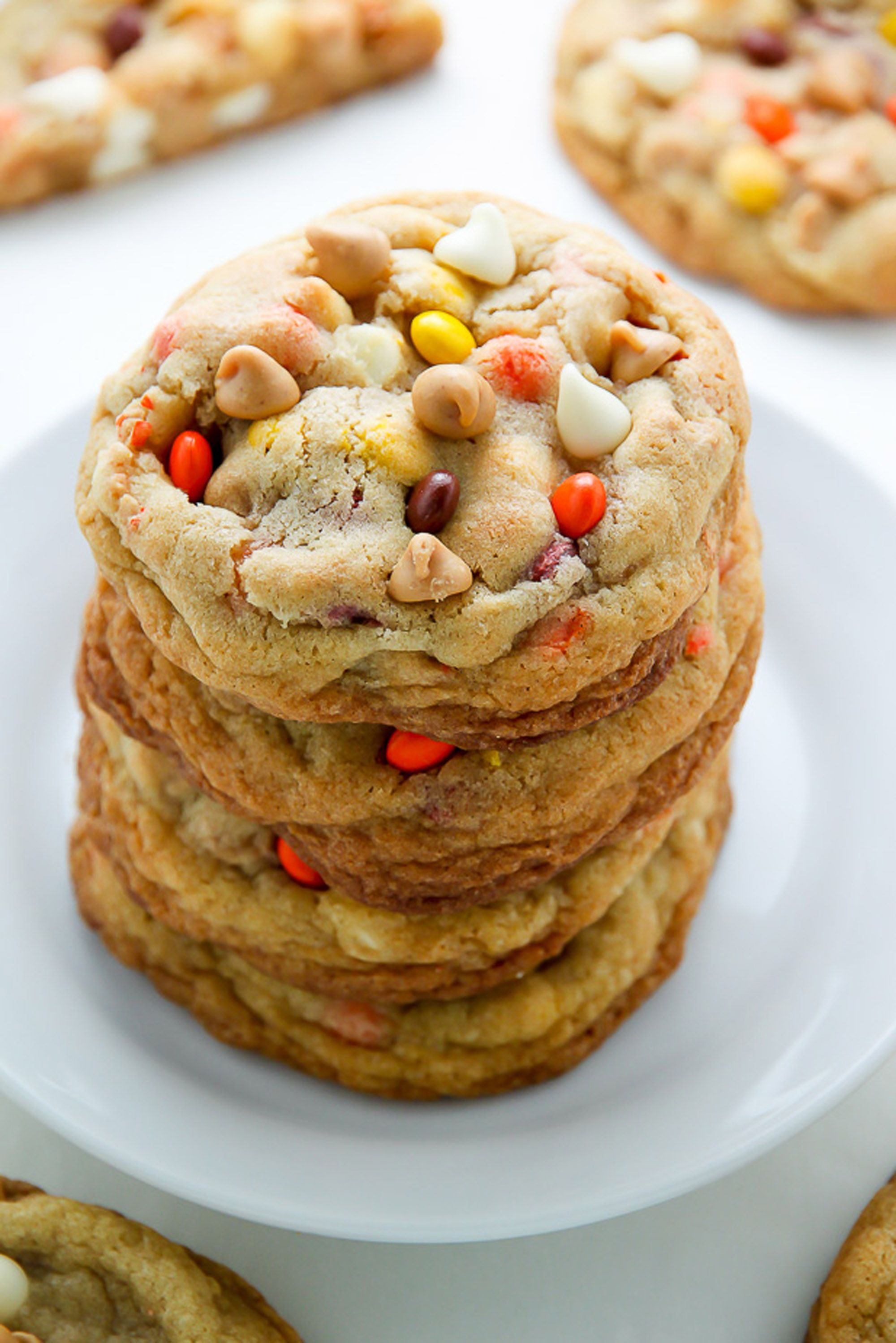 fall cookies peanut butter