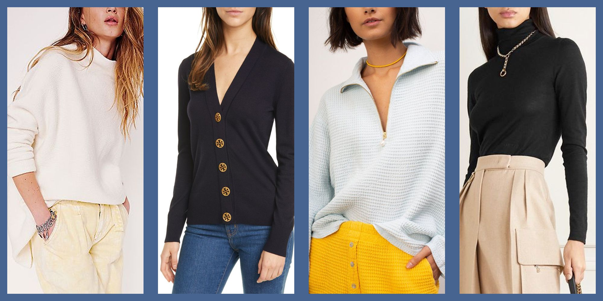 20 Cute Fall Sweaters to Buy Best Cozy Sweaters for Fall 2020