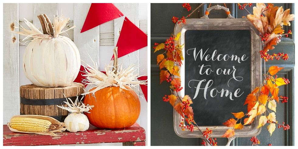 Easy DIY Home Decor Ideas For Fall